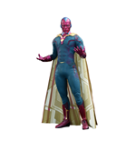 Avengers Age of Ultron Movie Masterpiece Action Figure 1/6 Vision 31 cm