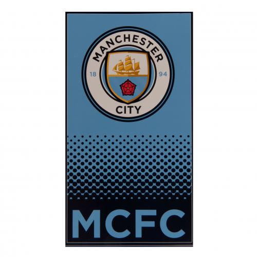 Manchester City F.C. Towel FD