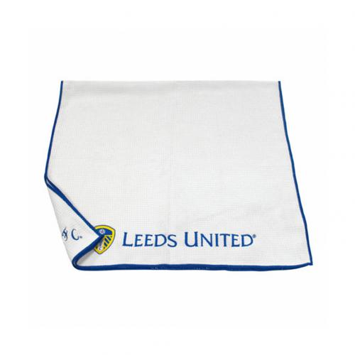 Leeds United F.C. Aqualock Caddy Towel