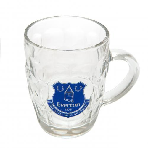 Everton F.C. Glass Tankard