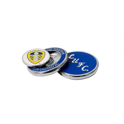 Leeds United F.C. Ball Marker Duo