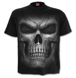 Shadow Master - Front Print T-Shirt Black