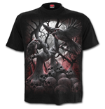 Dark Roots - T-Shirt Black