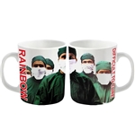 Rainbow Mug Difficult To Cure