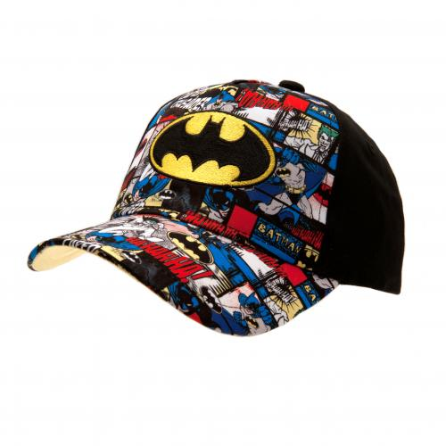 Batman Comic Junior Cap