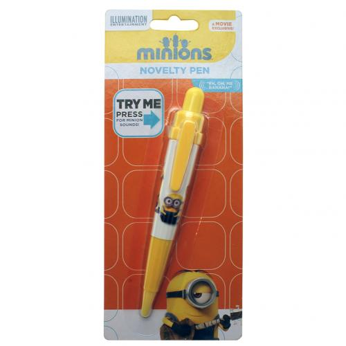 Minions Multi Sound Pen