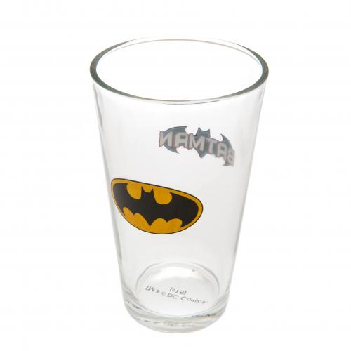 Batman Large Glass Logo