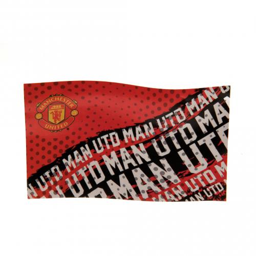 Manchester United F.C. Flag IP