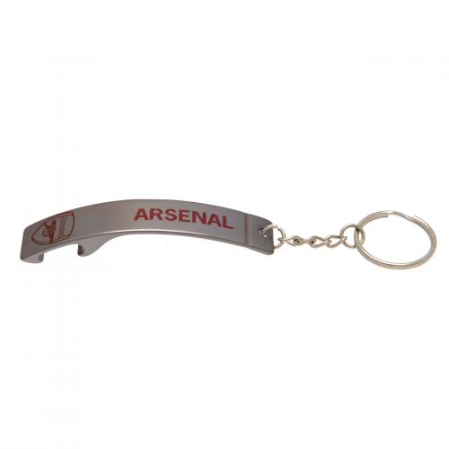 Arsenal F.C. Sleek Bootle Opener Keyring