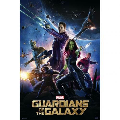 Guardians Of The Galaxy Poster 213