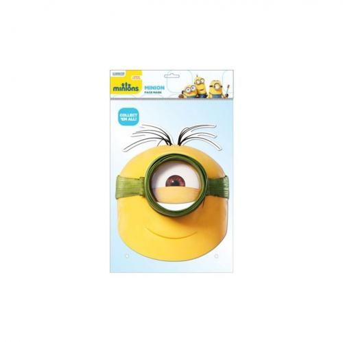 Minions Mask Au Naturel