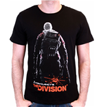 The Division T-Shirt Back Black