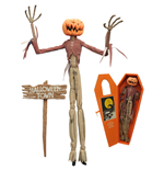 Nightmare before Christmas Coffin Doll Pumpkin King Jack Coffin Doll 41 cm