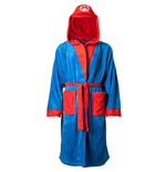 Nintendo Fleece Bathrobe Mario  /S/M
