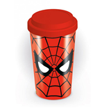 Marvel Comics Travel Mug Spider-Man Eyes