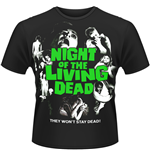 Night of the Living Dead T-shirt 223661