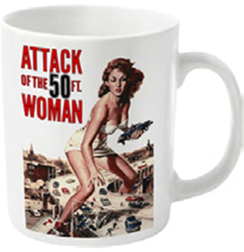 Attack Of The 50FT Woman Mug 223759