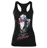 Suicide Squad Tank Top DADDY'S Little Monster