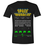 Space Invaders T-shirt 224037