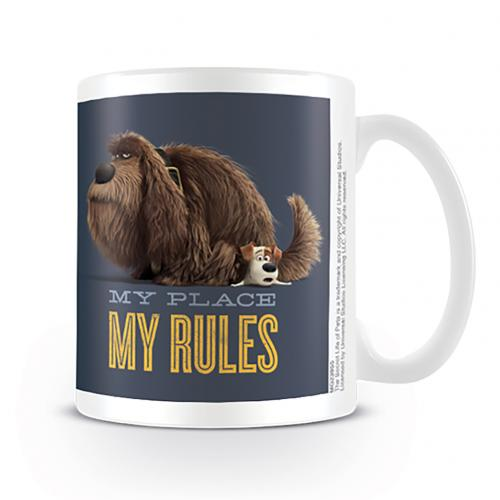 The Secret Life Of Pets Mug My Rules