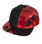 Batman HARLEY QUINN Applique Diamond Snapback
