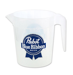 Pabst Blue Ribbon 48 Ounce Beer Pitcher