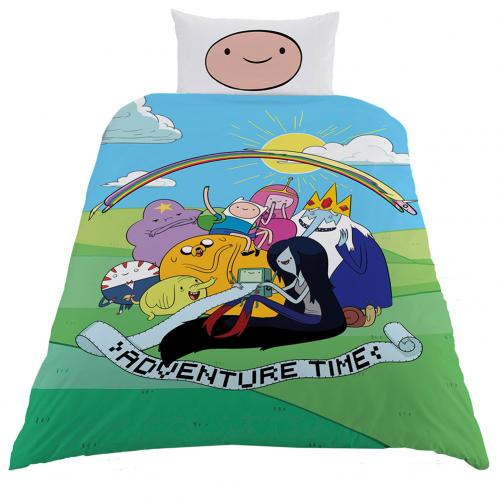 Adventure Time Duvet Set