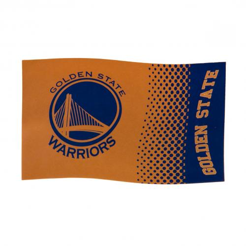 Golden State Warriors Flag FD