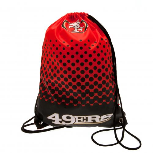 San Francisco 49ers Gym Bag