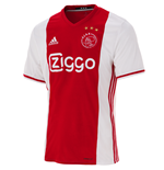 2016-2017 Ajax Adidas Home Football Shirt