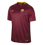2016-2017 AS Roma Home Nike Football Shirt (Kids)