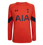 2016-2017 Tottenham Away Goalkeeper Shirt (Orange) - Kids