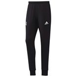 2016-2017 Real Madrid Adidas Sweat Pants (Black)
