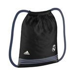 2016-2017 Real Madrid Adidas Gym Bag (Black)