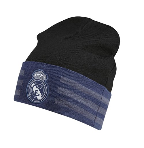 b75114c92bb06 Buy Official 2016-2017 Real Madrid Adidas Woolie Hat (Black)