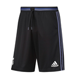2016-2017 Real Madrid Adidas Training Shorts (Black) - Kids