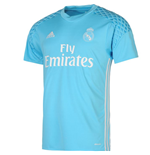 2016-2017 Real Madrid Adidas Home Goalkeeper Shirt