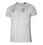 2016-2017 Real Madrid Adidas Training Shirt (White) - Kids