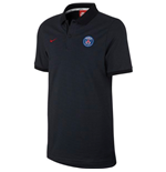 2016-2017 PSG Nike Authentic League Polo Shirt (Navy)