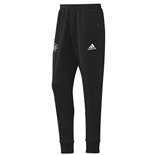 2016-2017 Man Utd Adidas Sweat Pants (Black)