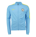 2016-2017 Man City Nike Core Trainer Jacket (Blue)