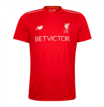 2016-2017 Liverpool Elite Pre-Match Training Shirt (Red)
