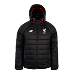 2016-2017 Liverpool Elite 3 in 1 Stadium Jacket (Black)