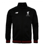 2016-2017 Liverpool Elite Training Walkout Jacket (Black)