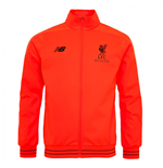 2016-2017 Liverpool Elite Training Walkout Jacket (Red)