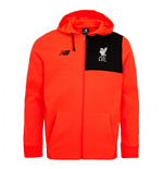 2016-2017 Liverpool Elite Training Hoody (Red)