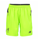 2016-2017 Liverpool Third Shorts (Toxic)