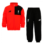 2016-2017 Liverpool Infants Presentation Tracksuit (Red)