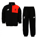 2016-2017 Liverpool Infants Presentation Tracksuit (Black)