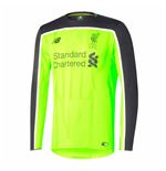2016-2017 Liverpool Third Long Sleeve Shirt